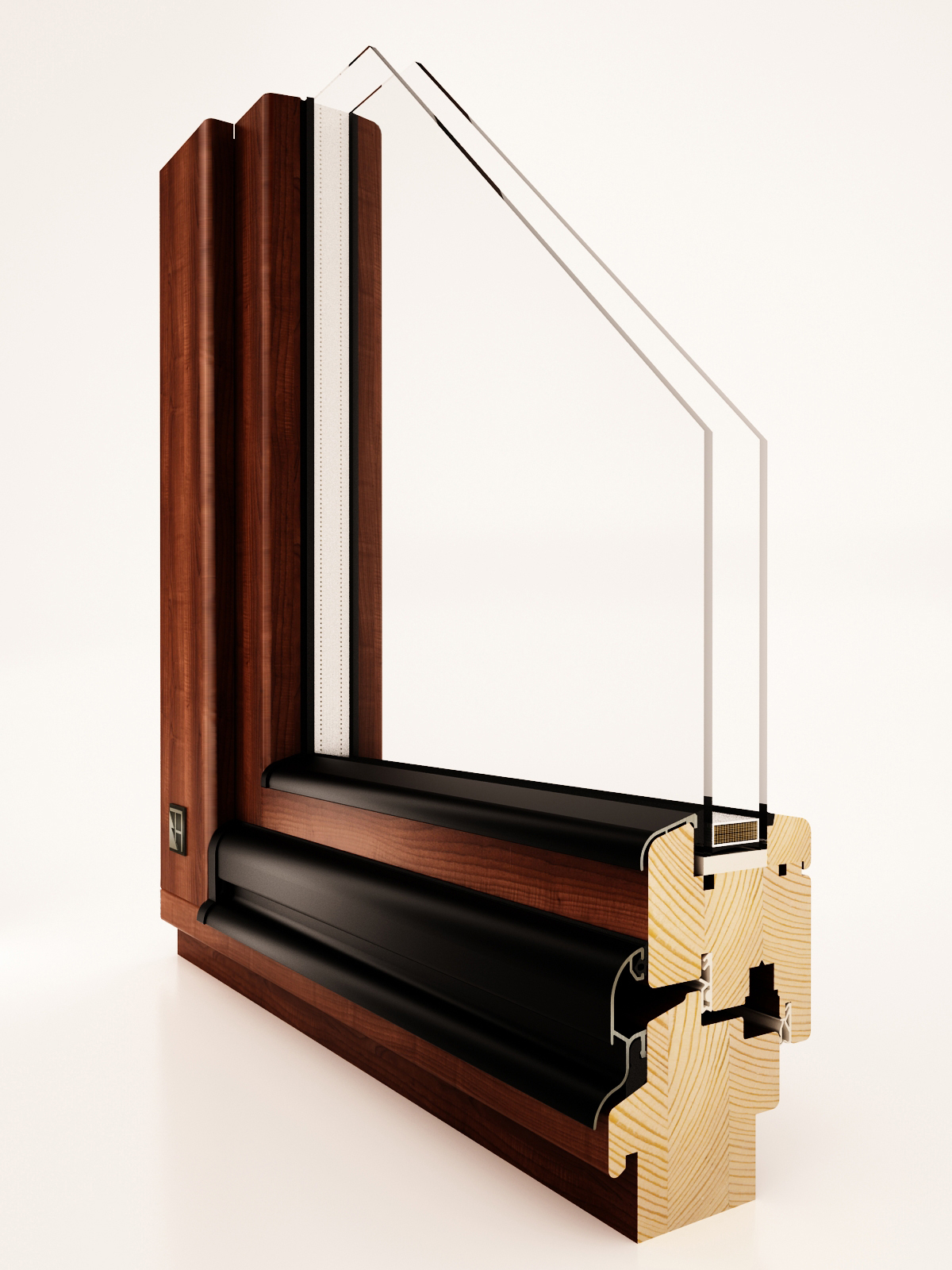 Окна из деревянные под евро своими руками 10