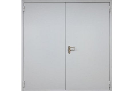 metal fire doors